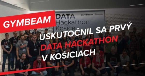 Prvý Data Hackathon organizovaný firmou GymBeam zaujal svetovou úrovňou aj špecializovanou témou.