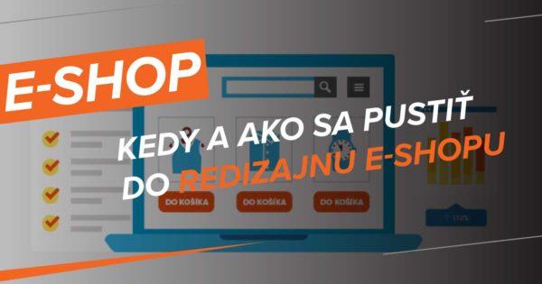 Redizajn e-shopu